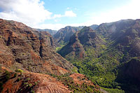 Kauai - Big Pacific Canyon
